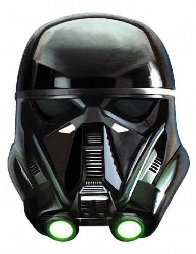 Kartongmask Death Trooper - Star Wars Rogue One™