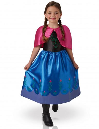 Anna klänning Frost™ - Barndräkt till maskerad