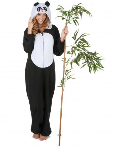 Pandadräkt - Maskeraddräkt för vuxna