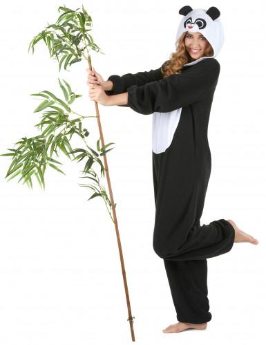 Pandadräkt - Maskeraddräkt för vuxna-1