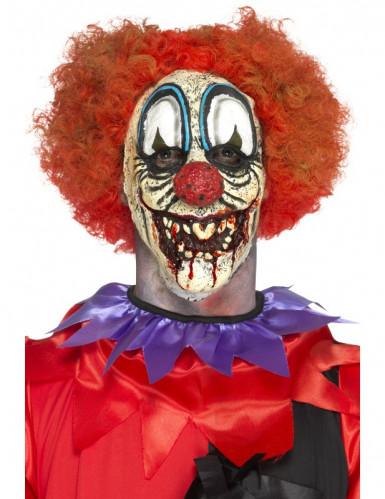 Galen clown - Protes för Halloweensminkingen