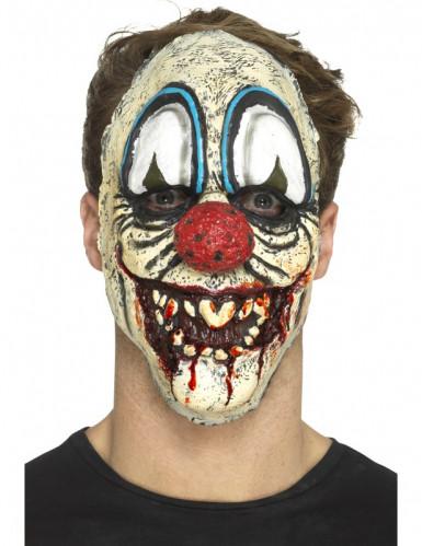 Galen clown - Protes för Halloweensminkingen-2