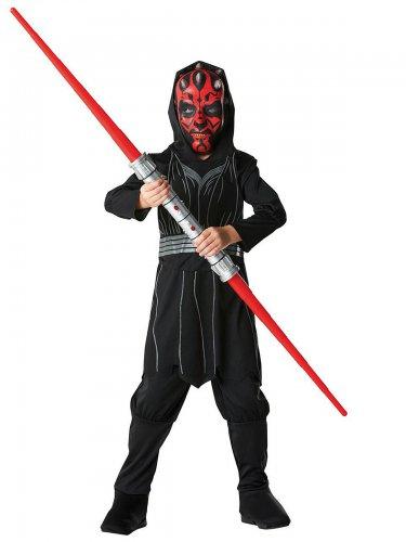 Darth Maul från Star Wars™ - Maskeraddräkt för barn
