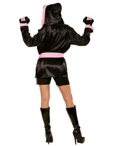 Tungviktsmätare i boxning - Maskeraddräkt för vuxna-1