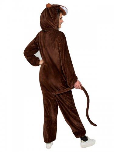 Lustig apa - Maskeraddräkt för vuxna-2