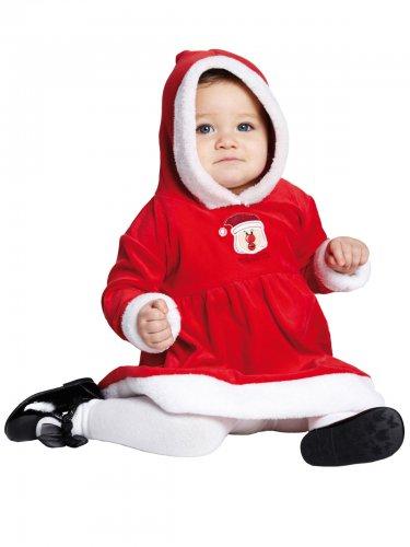 Tomtedräkt för bebisar - Barndräkter till jul