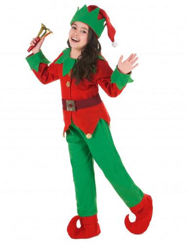 Busig tomtenisse - Maskeraddräkt för barn till jul-1