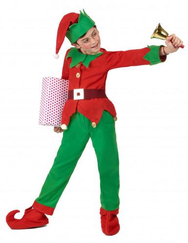 Busig tomtenisse - Maskeraddräkt för barn till jul-2
