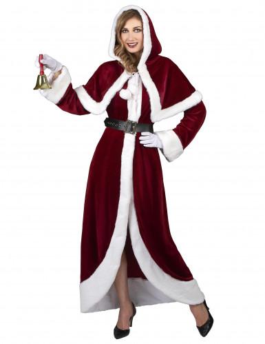 Superlyxig tomtedräkt för vuxna till jul