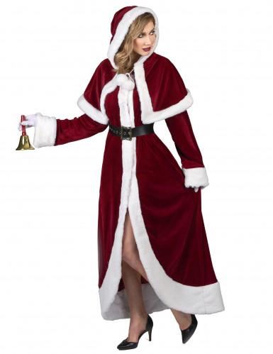 Superlyxig tomtedräkt för vuxna till jul-1