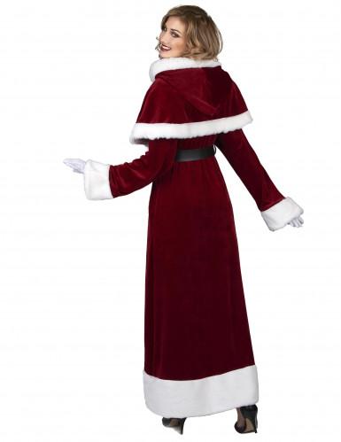 Superlyxig tomtedräkt för vuxna till jul-2