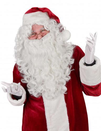 Lyxigt tomteskägg till julafton