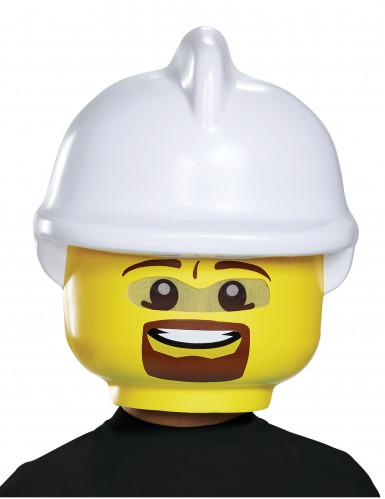 Brandmansmask från Lego® för barn