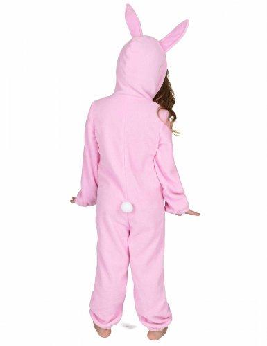 Rosa kaninoverall för barn-2