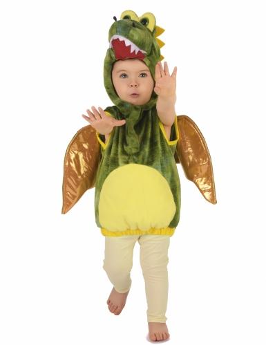 Rund och go dinosauriedräkt för barn till maskeraden-4