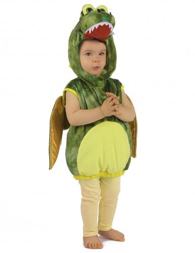 Rund och go dinosauriedräkt för barn till maskeraden-3