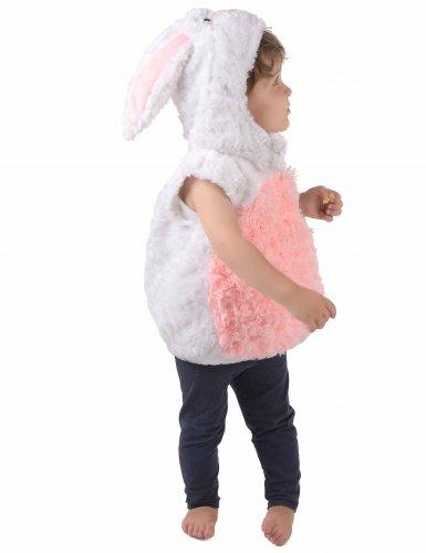Vit kanin - Maskeraddräkt för barn-1