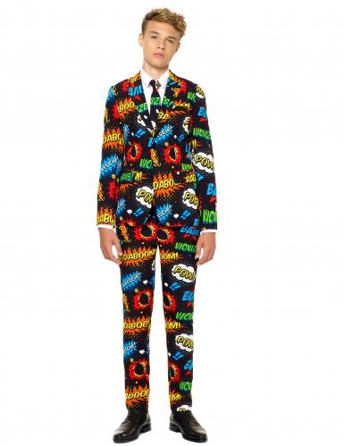 Mr. Comics - Kostym från Opposuits™ för tonåringar