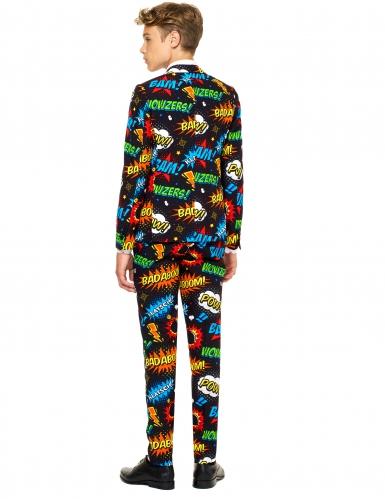 Mr. Comics - Kostym från Opposuits™ för tonåringar-1