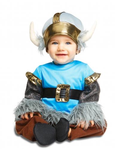 Baby Blåskägg - Vikingdräkt för bebisar