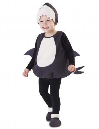 Lilla hajen - Maskeraddräkt för bebisar