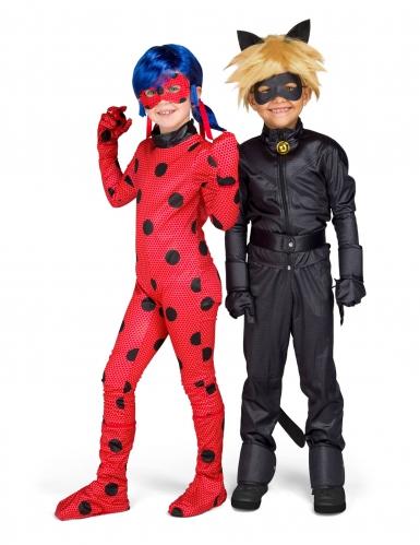 Ladybug Miraculous™ dräkt för barn till maskeraden-2