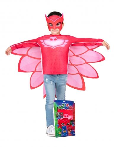 Ugglis-dräkt från Pyjamashjältarna™ - Maskeradräkt för barn