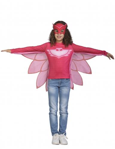 Ugglis-dräkt från Pyjamashjältarna™ - Maskeradräkt för barn-1