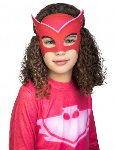 Ugglis-dräkt från Pyjamashjältarna™ - Maskeradräkt för barn-4