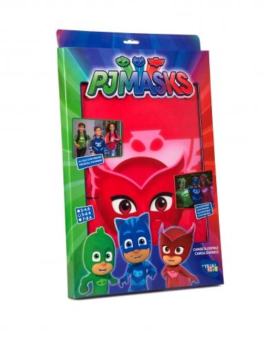 Ugglis-dräkt från Pyjamashjältarna™ - Maskeradräkt för barn-5
