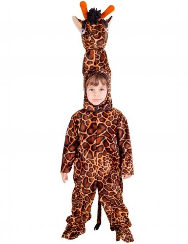 Giraffen och jag - Maskeraddräkt för barn
