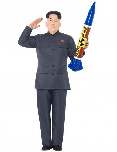 Koreansk diktator - Maskeradkläder för vuxna