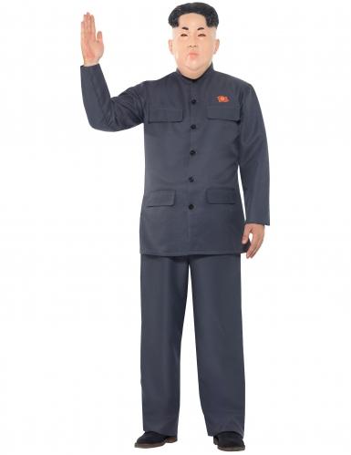 Koreansk diktator - Maskeradkläder för vuxna-1
