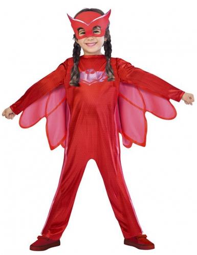 Ugglis från Pyjamashjältarna - Maskeraddräkt för barn