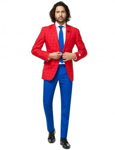 Mr. Spiderman™ - Kostym för vuxna från Opposuits™
