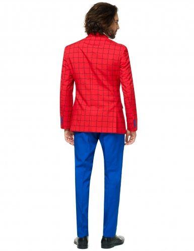 Mr. Spiderman™ - Kostym för vuxna från Opposuits™-1
