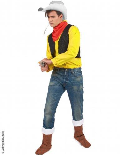 Lucky Luke™ - Maskeraddräkt för vuxna-1