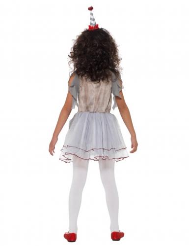 Clownen Vilda Vilma - Maskeradkläder för barn-1