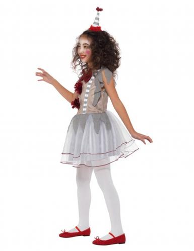 Clownen Vilda Vilma - Maskeradkläder för barn-2
