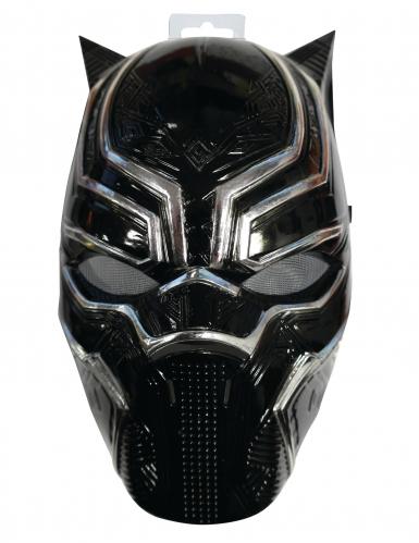 Halvmask från Black Panther™ för barn-1