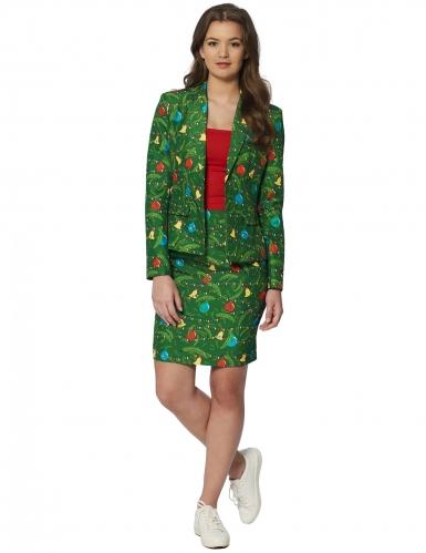 Mrs. Grön Gran - Kostym från Suitmeister™ för damer