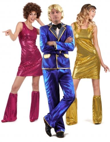 Disco-gruppdräkter för sångare