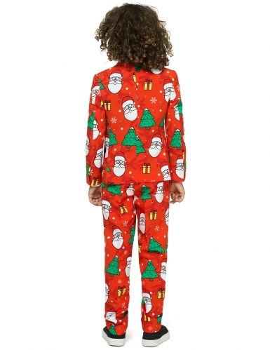 Mr. Holiday Hero - Kostym för barn från Opposuits™-1