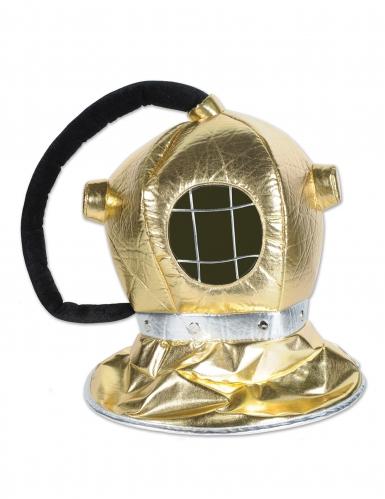 Dykarens hjälm - Maskeradmasker för vuxna