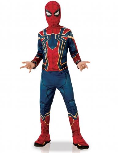 Iron Spider - Klassisk maskeraddräkt för barn från Infinity War™