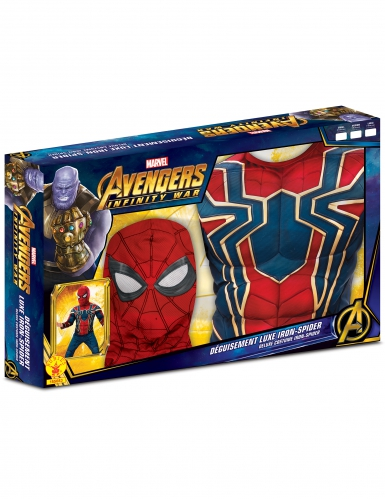 Iron Spider från Infinity War™ - Lyxigt gåvoset för barn-1