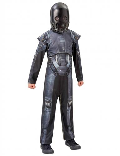 K-2SO från Star Wars Rogue One™ - Maskeraddräkt för barn