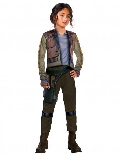 Jyn Erso™ från Star Wars Rouge One™ - Lyxig dräkt för barn