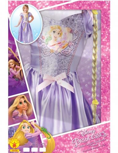Rapunzels klänning och fläta - Gåvobox från Trassel™ för barn-1