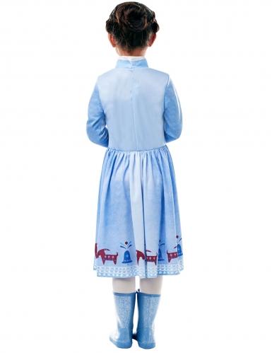 Anna™ från Olofs frostiga äventyr™ - Maskeradkläder för barn-1